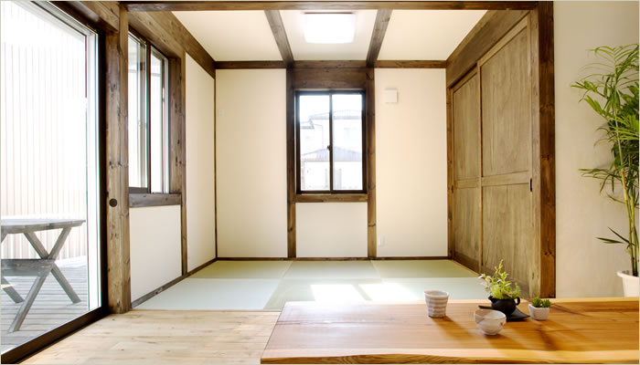 modelhouse-tatami