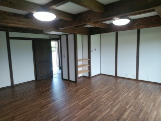 s社様社宅新築工事-サイエンスホームのお家を社宅として使っていただきます。